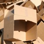 Утилизация бумаги и картона