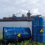 Жидкие промышленные отходы