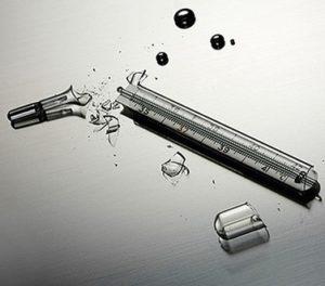 Утилизация ртутных термометров