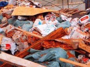 Утилизация строительных отходов