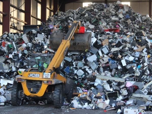 Сбор и утилизация отходов: классы опасности