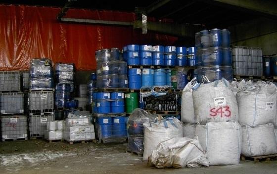 Переработка промышленных отходов