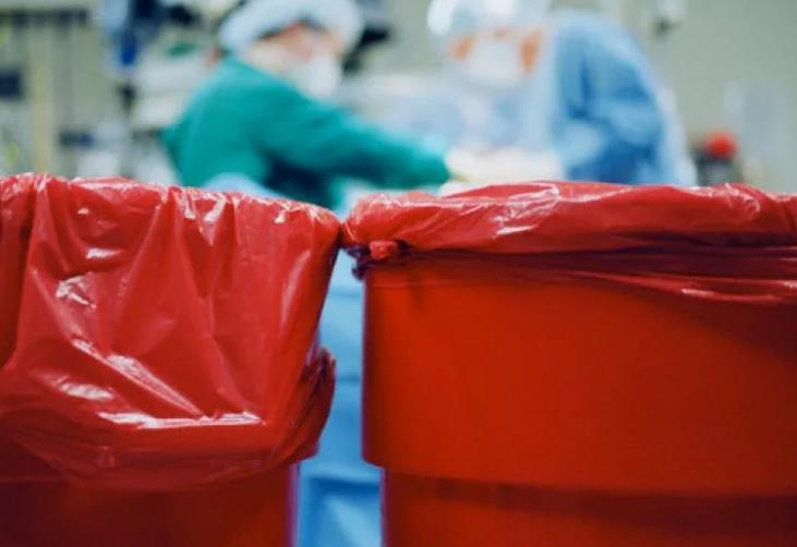 Вывоз и утилизация медицинских отходов класса В