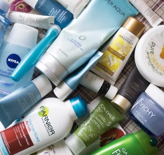 Утилизация косметических отходов