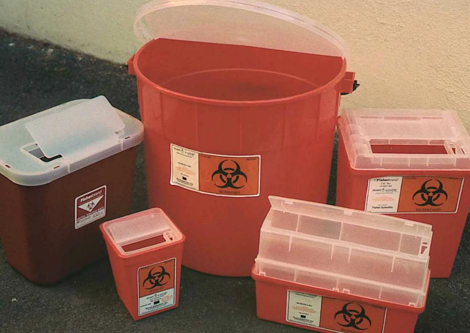 утилизация и обезвреживание отходов класса Г